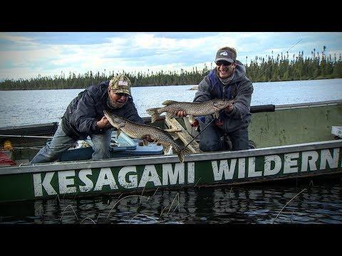 Kesagami Lodge — The Ontario Experience TV