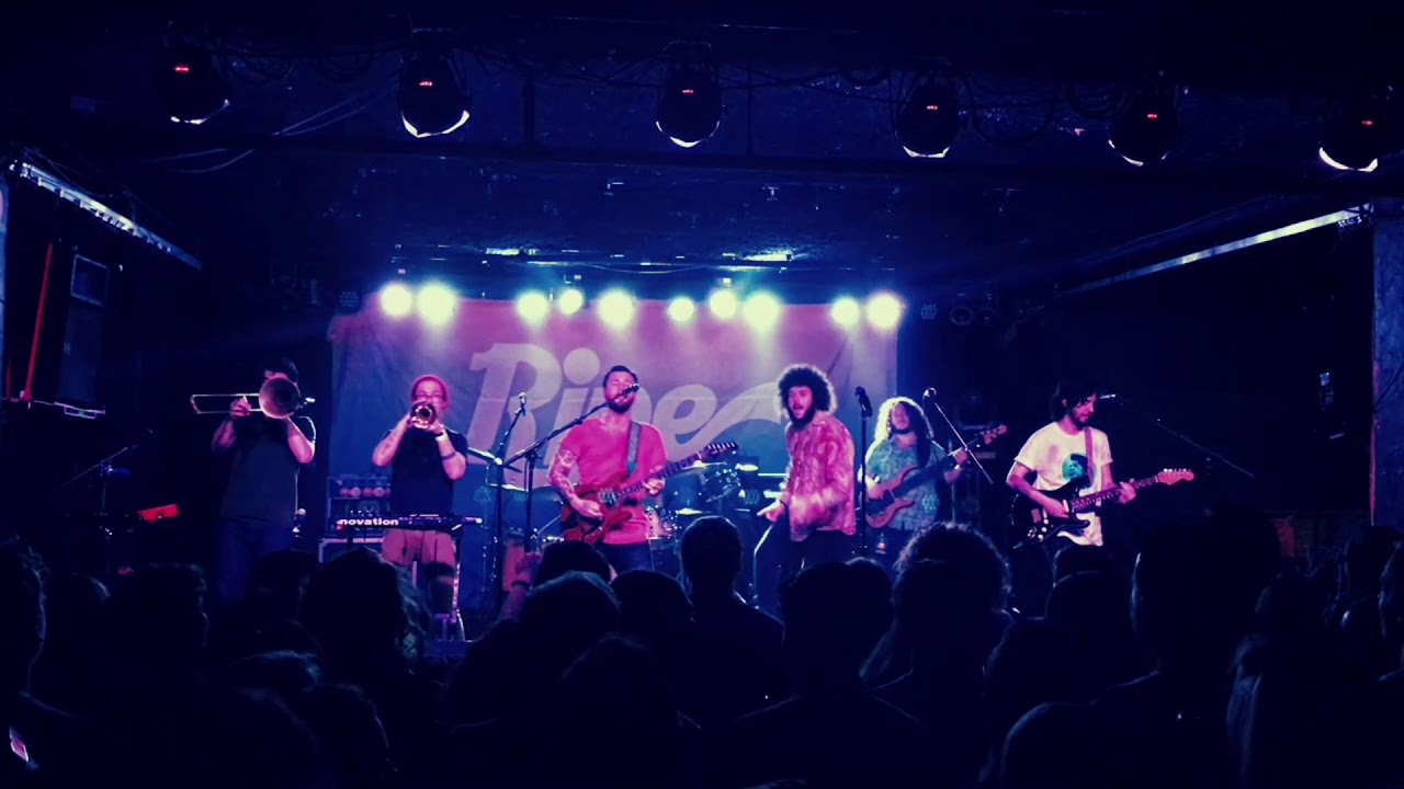 Ripe (The Band) Live @ The Loft, Atlanta, GA 3-29-18