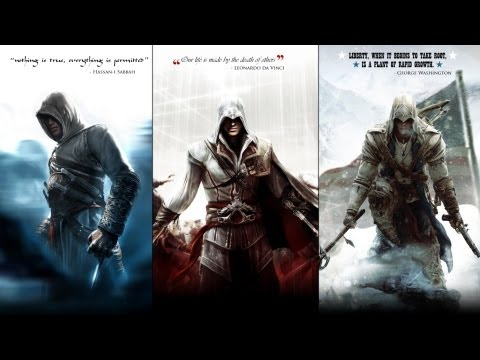 You Cant Take Me Assassins Creed Tribute GMV Requested
