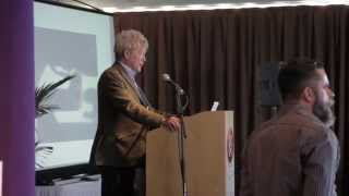 "TRAC2014: ""Faking it"" - Keynote Speaker Roger Scruton"