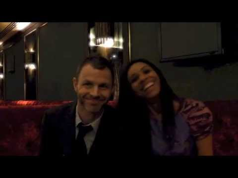 Debbie Kurup & Mark Letheren - What London Theatre Means To Us (Oliviers)