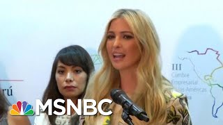 Mika Urges Ivanka Trump To Speak Out In...