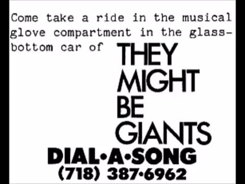 They Might Be Giants - Power Of Dial-A-Song II: More Power To You [Full Album]