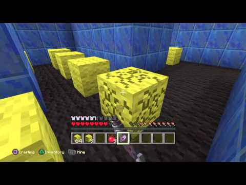 Minecraft PS4 - Pac Man - Minigame