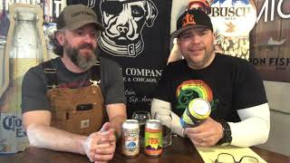 The Glug #26 space, Gremlins, overalls, and some beer reviews. Cheers