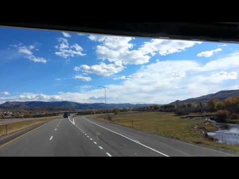 Truck Driving in Utah with The Truck Driver Guy