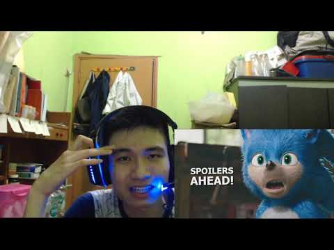 Sonic The Hedgehog Pitch Meeting REACTION