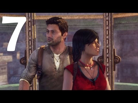 Uncharted 2: Among Thieves - Commentary Playthrough - Part 7 - The Hotel Shangri-La