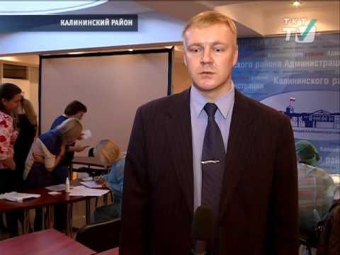 В Петербурге продолжается прививочная кампания