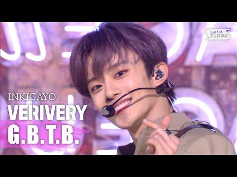 VERIVERY(베리베리) - G.B.T.B. @인기가요 inkigayo 20201018