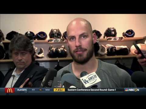 Round 2 - NHL Live NBCSN  27.04.2017