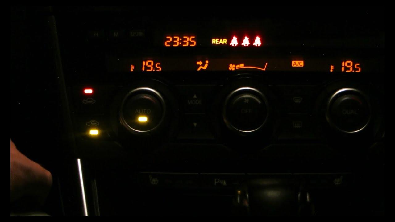 Доработка рециркуляции в автомобиле Мазда СХ-5 (Мазда 6)  2012+