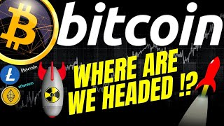 CAUTION!! BITCOIN LITECOIN and ETHEREUM and DOW LOOKING FOR NEW LOWS?crypto, analysis, news, trading