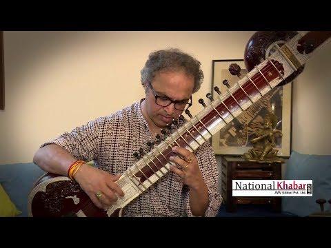 Pt Ravi Shankar's true deciple Pt Shubhendra Rao- The Thinking Musician