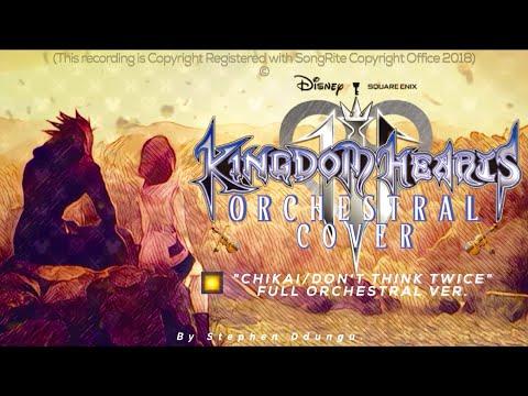 """Chikai"" - KINGDOM HEARTS III | Orchestral Cover (FULL) - By Stephen Ddungu"