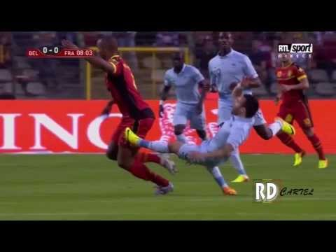 BELGIUM's highlights 0-0 France | Friendly | 2013/08/14