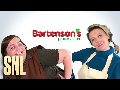 Grocery Store Ad - SNL