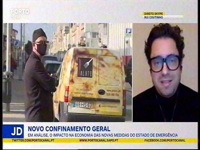 Rui Coutinho | Análise ao novo confinamento geral