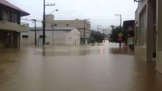 Enchente em Guaramirim - Junho de 2014