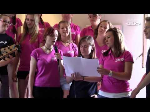 Musicalprobe Grease Goethegymnasium Weissenfels Felicitas Jordan Luise Schmidt Lutz Mokros