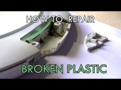 How To Repair Broken Plastic Easy And Fast Plastic Welding