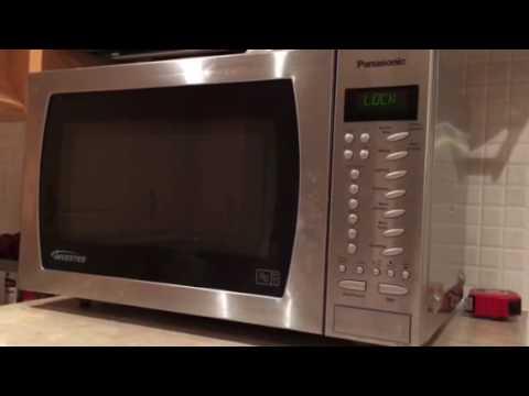 panasonic nn 479s microwave how to set and reset child lock