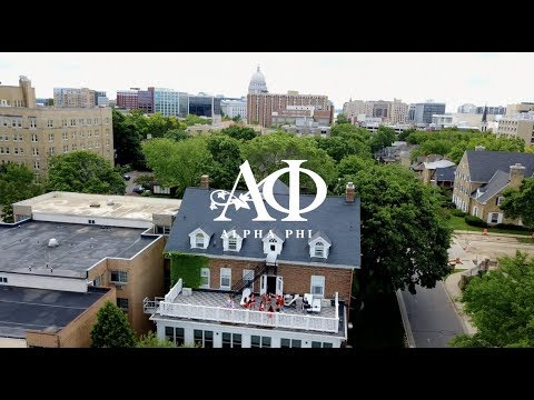 Alpha Phi at the University of Wisconsin - 2017 Recruitment Video