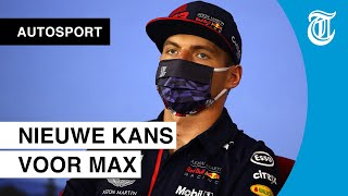 'je Merkt Dat Max Verstappen Zich Zorgen Maakt'