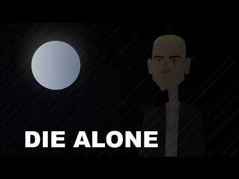Eminem - Die Alone [Official Cartoon Music Video]  SHADYXV NEW w/lyrics