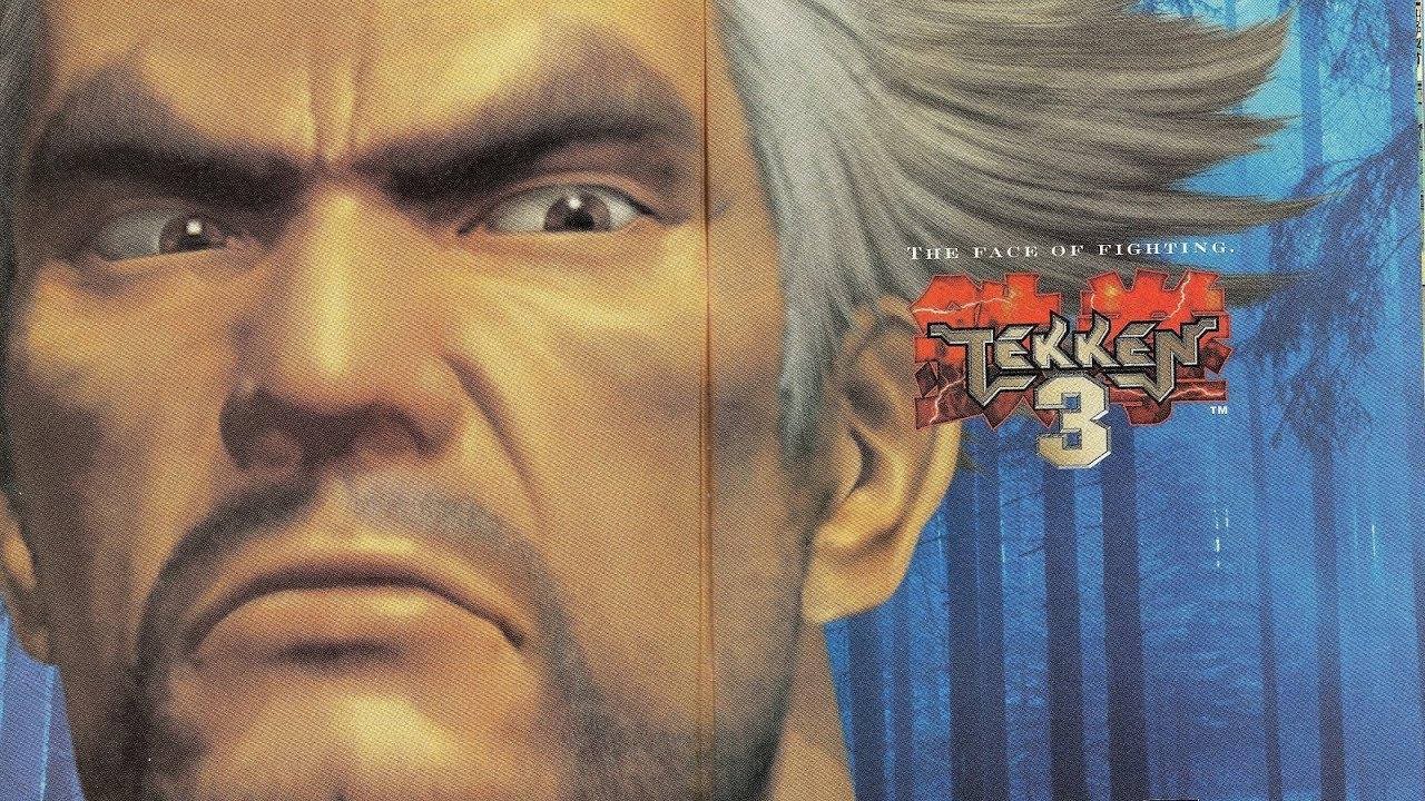 taken 3 male tekken 3 characters