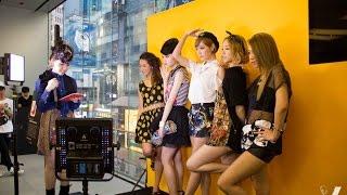 Hong Kong ist eine Stadt mit schönen Frauen, Eleganz, Charme, Reichtum