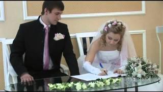 Видеонарезка свадьбы от выкупа до торта.