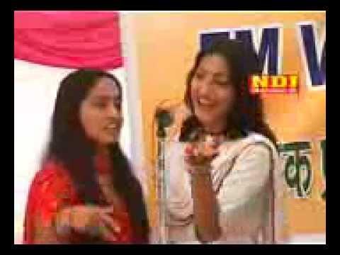 Haryanvi Ragni Sajan Ke Ghar Jana Se by Foji Karamveer   YouTube