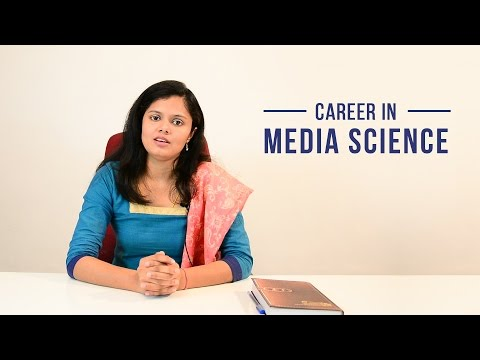 Career In Media Science And Mass Communication
