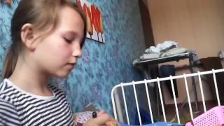Видео урок как нарисовать мишку