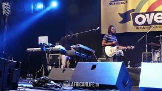 Chronixx: video @  Overjam Festival 2014, 13.08.2014, Tolmin