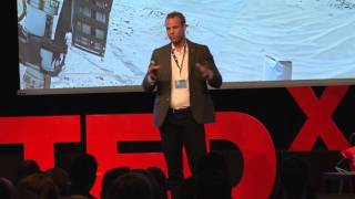 Drilling on Mars | Christopher Hoftun | TEDxBergen