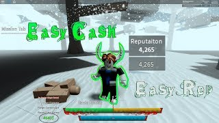 Fast Money And Rep Glitch! Roblox Demon Slayer RPG!
