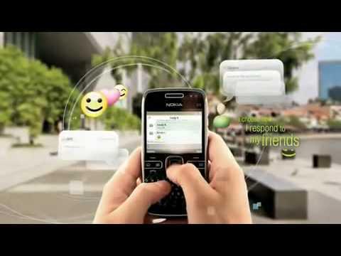 Nokia E72 Promo Video