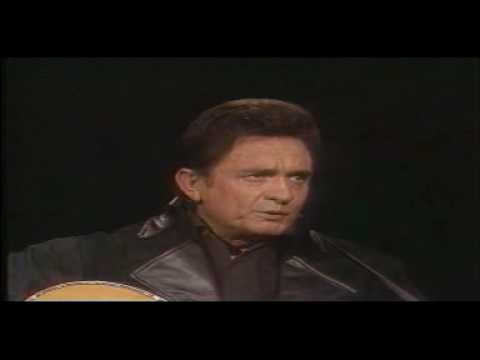 Johnny Cash Man In Black Youtube