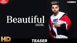 Akhil Beautiful Teaser Rel on 3rd June Latest Punjabi Song 2019