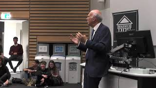 Sir Vince Cable Lecture on Brexit | RAW Productions