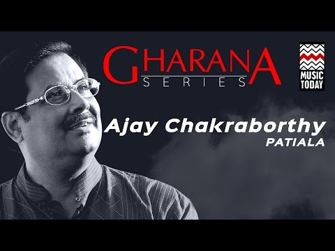 Gharana Series - Ajoy Chakraborty (Part 1) | Patiala Gharana | Audio Jukebox | Vocal | Classical