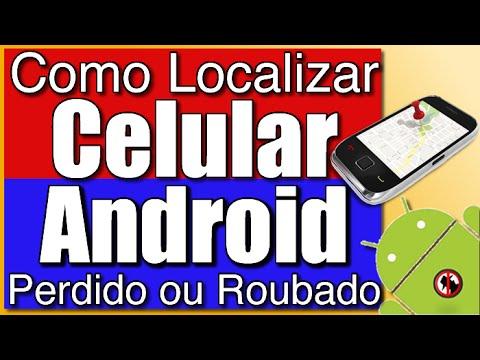 Aplicativo do Google mostra no mapa a localização de celular roubado ou perdido.