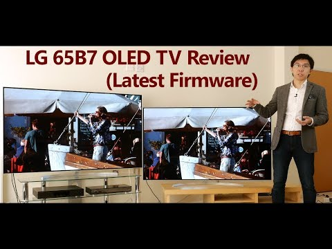 LG 65-inch B7 Review: Firmware Update Improves Picture Quality