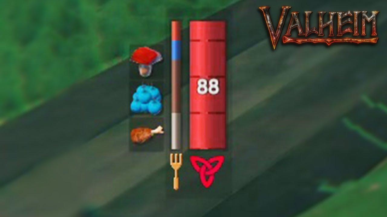 Image result for valheim health bar