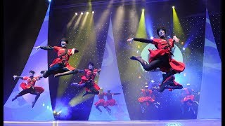 10 февраля 2019 танцевальное шоу