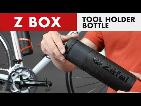 Giant 200x75mm Tool Storage Capsule Black