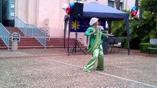 """CSDFEA - PIDC Mindanao Ethnic Dance, """"Pangalay"""""""