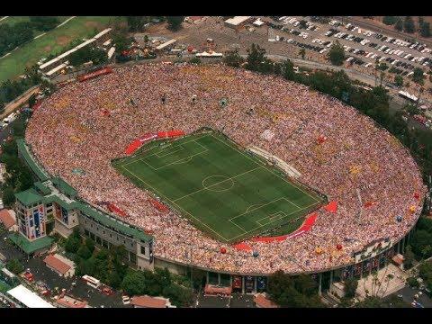 TOP: Los 10 Estadios De Fútbol Mas Grandes Del Mundo!